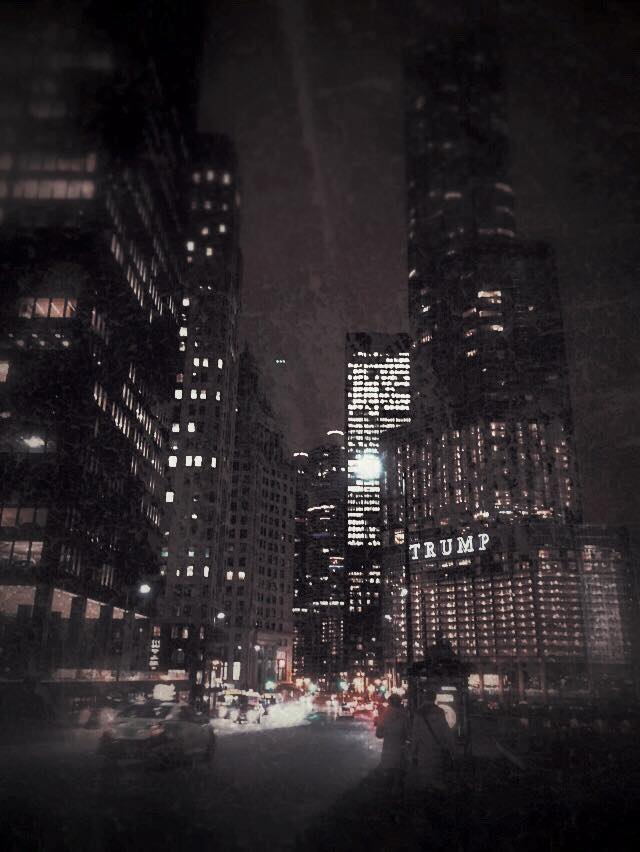 Chicago - East Wacker Drive