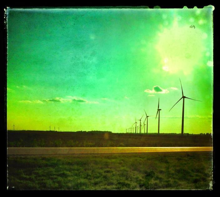 Windmill Farm near Lafayette, IN