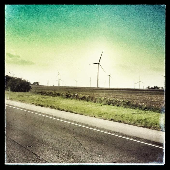 Windmills - Lafayette
